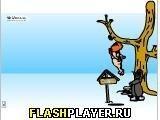 Игра Забрось тётку - играть бесплатно онлайн