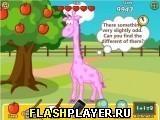 Игра Джейн заботится за жирафом - играть бесплатно онлайн