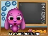 Игра Тото идёт в школу - играть бесплатно онлайн