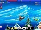 Игра Снежный кросс - играть бесплатно онлайн