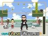 Игра Гангнам стайл - играть бесплатно онлайн