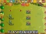 Игра Фруктовая защита - играть бесплатно онлайн