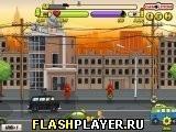 Игра Безумные грабители - играть бесплатно онлайн