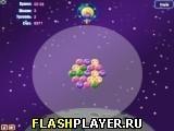 Игра Космические пузырьки - играть бесплатно онлайн