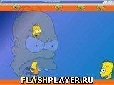 Игра Симпсон - играть бесплатно онлайн