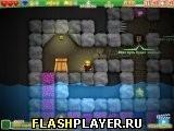 Игра Ниндзя-шахтёр 2 - играть бесплатно онлайн