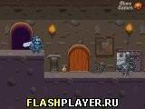 Игра Счастливый герой - играть бесплатно онлайн