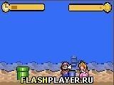 Игра Время для атаки, Марио! - играть бесплатно онлайн