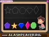 Игра Фигуры - играть бесплатно онлайн