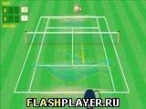 Игра Китчи теннис - играть бесплатно онлайн