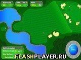 Игра Флеш гольф 2001 - играть бесплатно онлайн