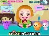 Игра Причёска для маленькой Хейзел - играть бесплатно онлайн