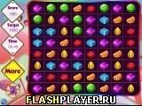 Игра Сладкий матч - играть бесплатно онлайн