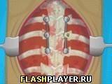 Игра Оперируй сейчас! Хирургия сколиоза - играть бесплатно онлайн
