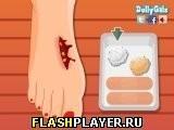 Игра После педикюра - играть бесплатно онлайн