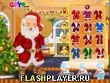 Игра Одень Санта Клауса - играть бесплатно онлайн