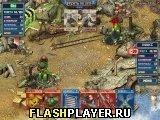 Игра Спиной к спине: командир - играть бесплатно онлайн