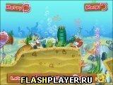 Игра Спанч Боб: Время для купания - играть бесплатно онлайн