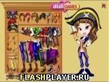 Игра Одень пирата - играть бесплатно онлайн