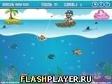 Игра Весёлая рыбалка - играть бесплатно онлайн