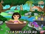 Игра Искупай Дашу - играть бесплатно онлайн