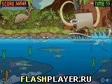 Игра Доисторическая акула - играть бесплатно онлайн