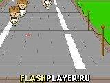 Игра Путин и дети - играть бесплатно онлайн