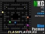 Игра Синий пакман - играть бесплатно онлайн