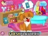 Игра Барби заботится о питомцах - играть бесплатно онлайн