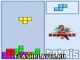 Игра Бакуган тетрис - играть бесплатно онлайн
