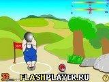 Игра Бросок ядра - играть бесплатно онлайн