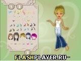 Игра Одевалка Братц - играть бесплатно онлайн