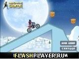 Игра Трансформеры – Новогодние гонки - играть бесплатно онлайн