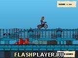 Игра Человек-Паук комбо байкер - играть бесплатно онлайн