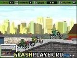 Игра Гонки черепашек ниндзя - играть бесплатно онлайн