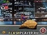 Игра Человек-Паук байкер - играть бесплатно онлайн