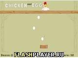 Игра Курица и яйца - играть бесплатно онлайн