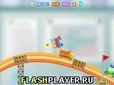 Игра Соревнование игрушечных машин - играть бесплатно онлайн
