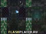 Игра Синяя порхающая птичка - играть бесплатно онлайн