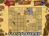 Игра Застолби участки точками - играть бесплатно онлайн