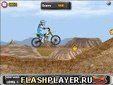 Игра Экстрим в пустыне на велосипеде - играть бесплатно онлайн