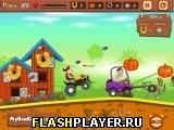 Игра Чокнутые гонщики - играть бесплатно онлайн
