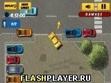 Игра Управляй городским такси - играть бесплатно онлайн