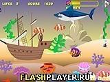 Игра Моя большая рыба 2 - играть бесплатно онлайн