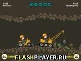 Игра Братья бульдозеристы - играть бесплатно онлайн