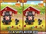 Игра Бе бе чёрный барашек - играть бесплатно онлайн