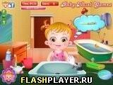 Игра Малышка Хейзел – проблемы с кожей - играть бесплатно онлайн