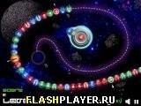 Игра Из бластера по космическим шарам - играть бесплатно онлайн