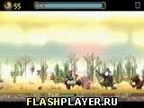 Игра Добыча героя - играть бесплатно онлайн