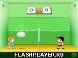 Игра Мяч головой - играть бесплатно онлайн